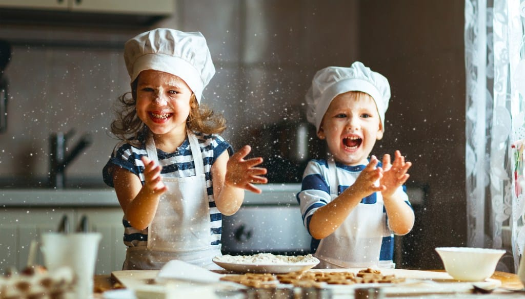 kids baking subscription box